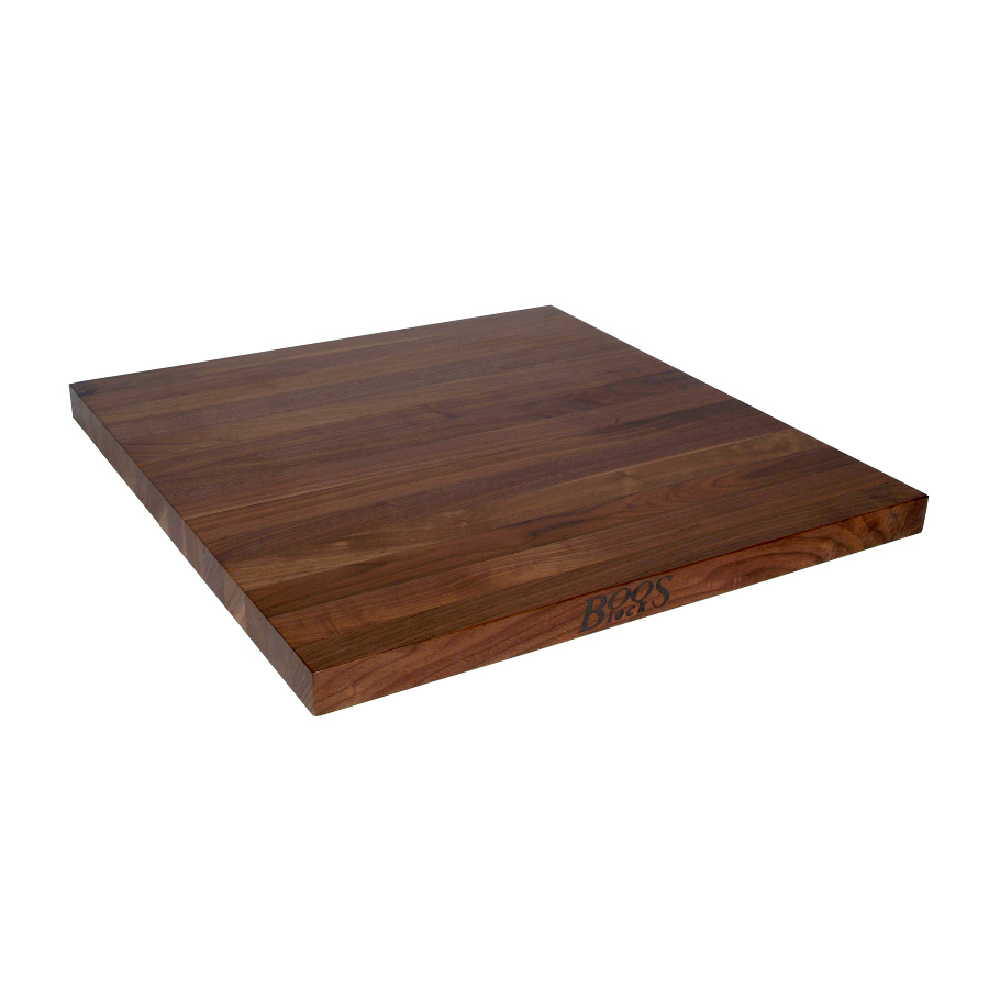 John Boos Walnut Edge Grain Butcher Block Countertop