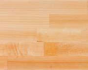 Blended Maple Countertops
