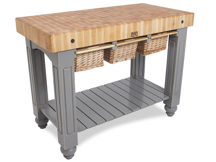 Boos Gathering Block III - 48x24 Butcher Block 4