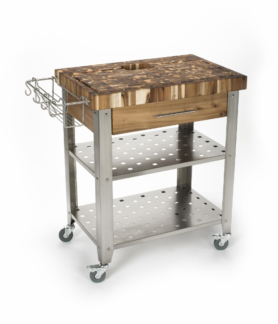 Space Saving Kitchen Carts