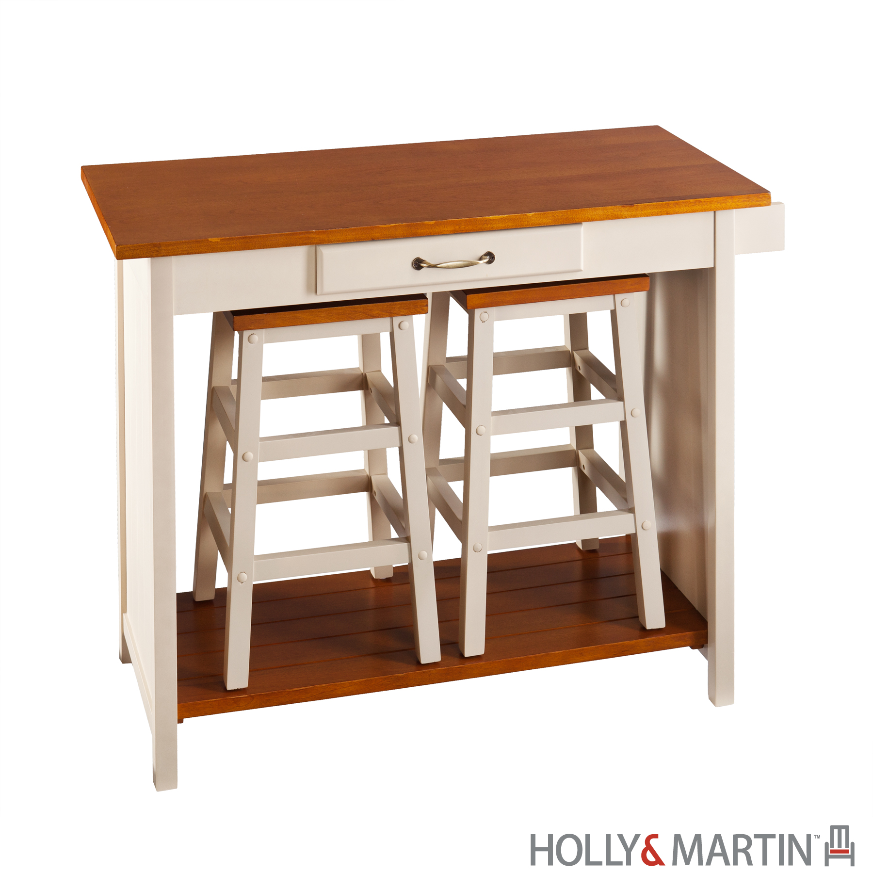 Holly & Martin Covedale Three-Piece Kitchen Breakfast Set