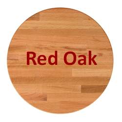 oak dining table tops