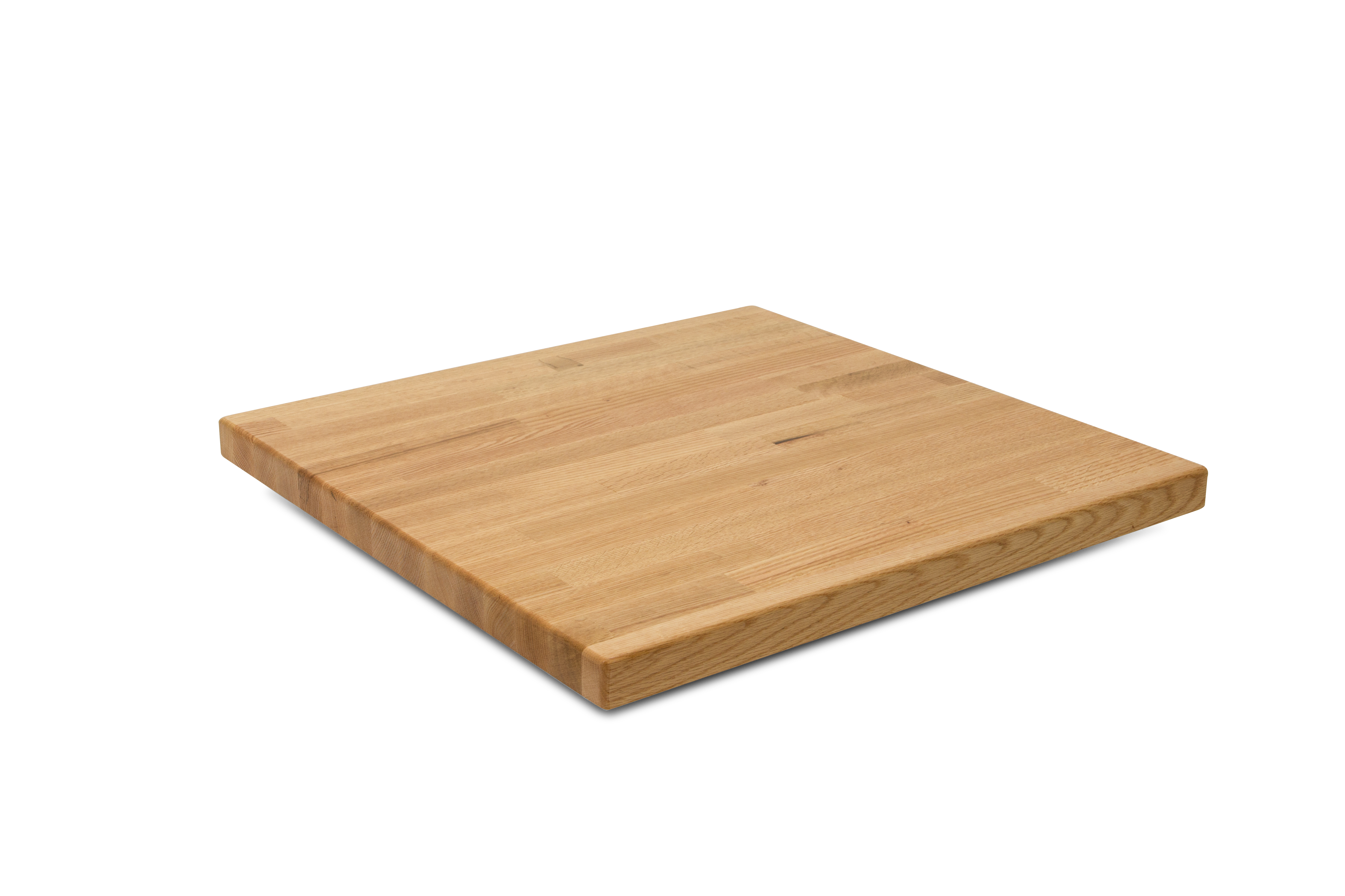 John Boos Oak Blended Grain Butcher Block Table Top
