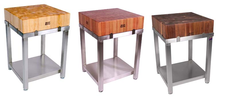 Boos Cucina Laforza butcher blocks