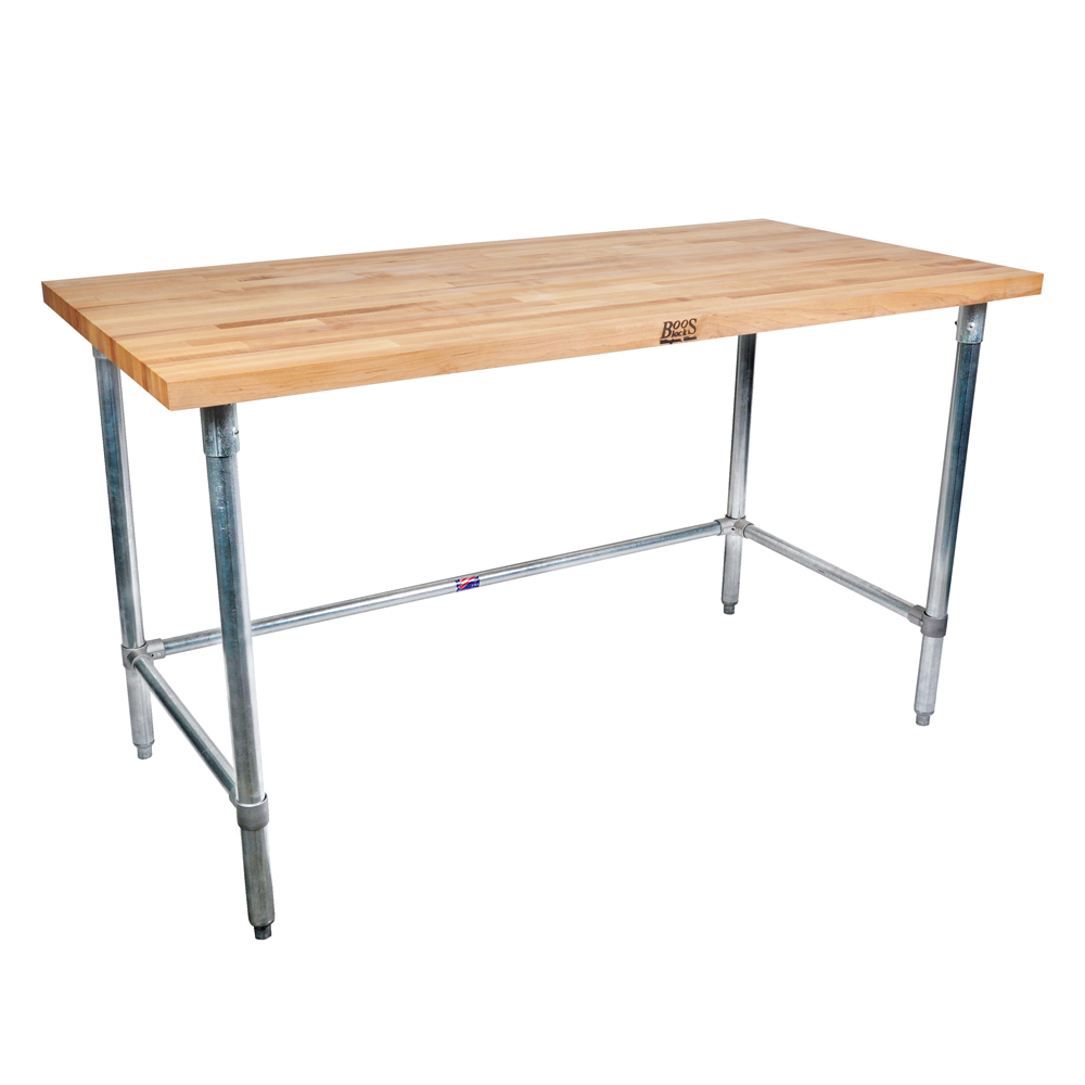 john boos butcher block work tables
