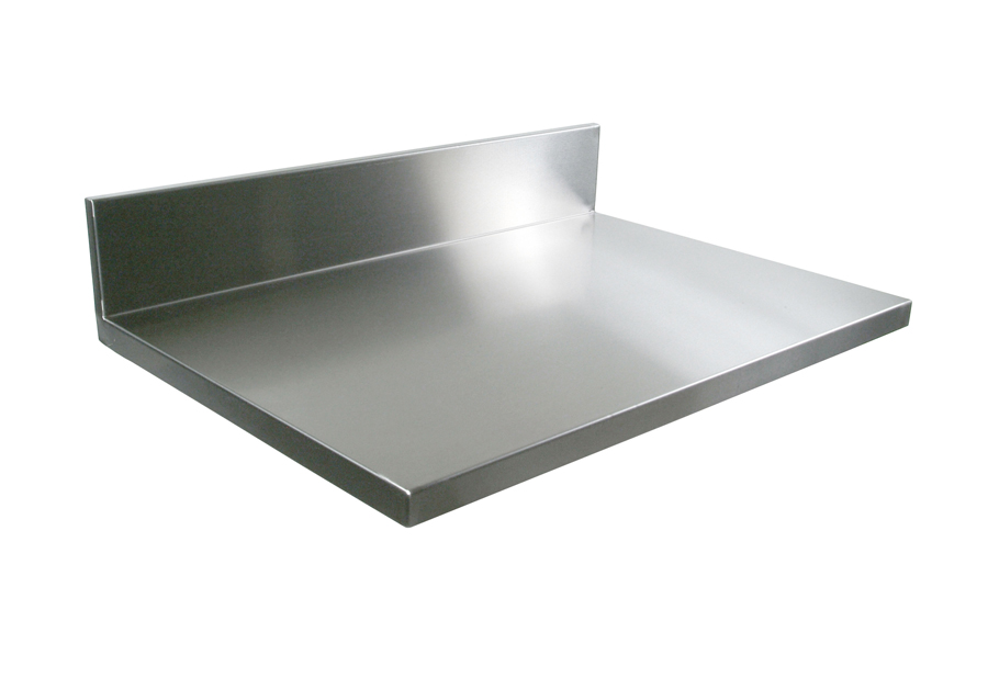 Heavy Duty Countertop : John boos stainless steel counter tops backsplashes