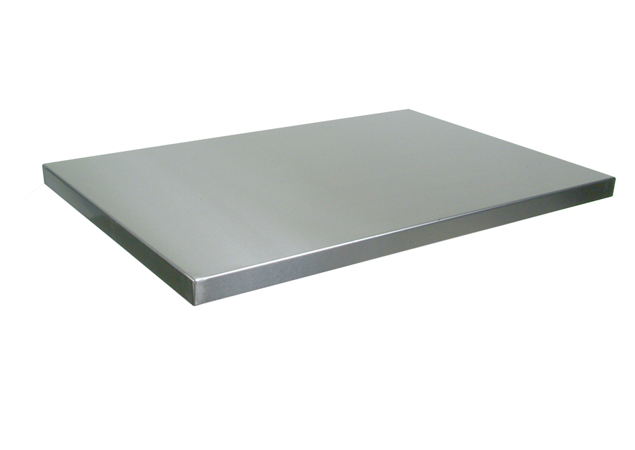 John Boos Heavy-Duty Stainless Steel Countertops