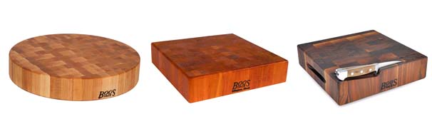 Boos chopping blocks