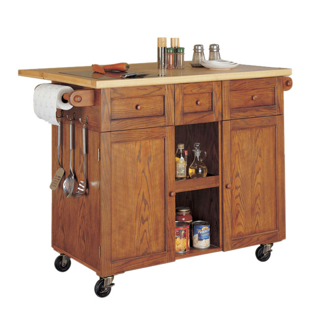 Portable Kitchen Island