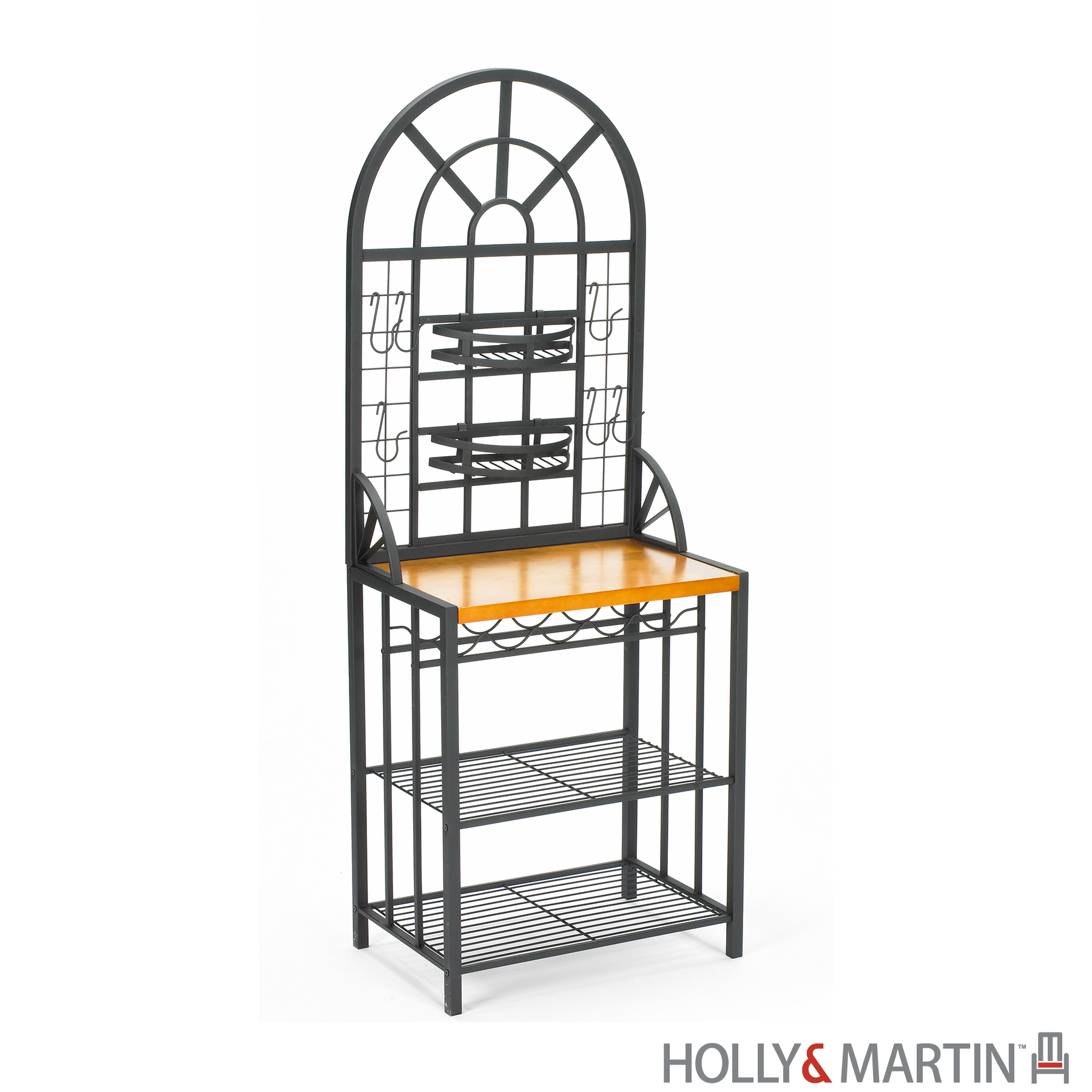 Summit Baker S Rack Wine Rack Holly And Martin