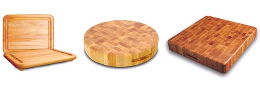 Catskill boards & blocks