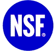 NSF-approved logo
