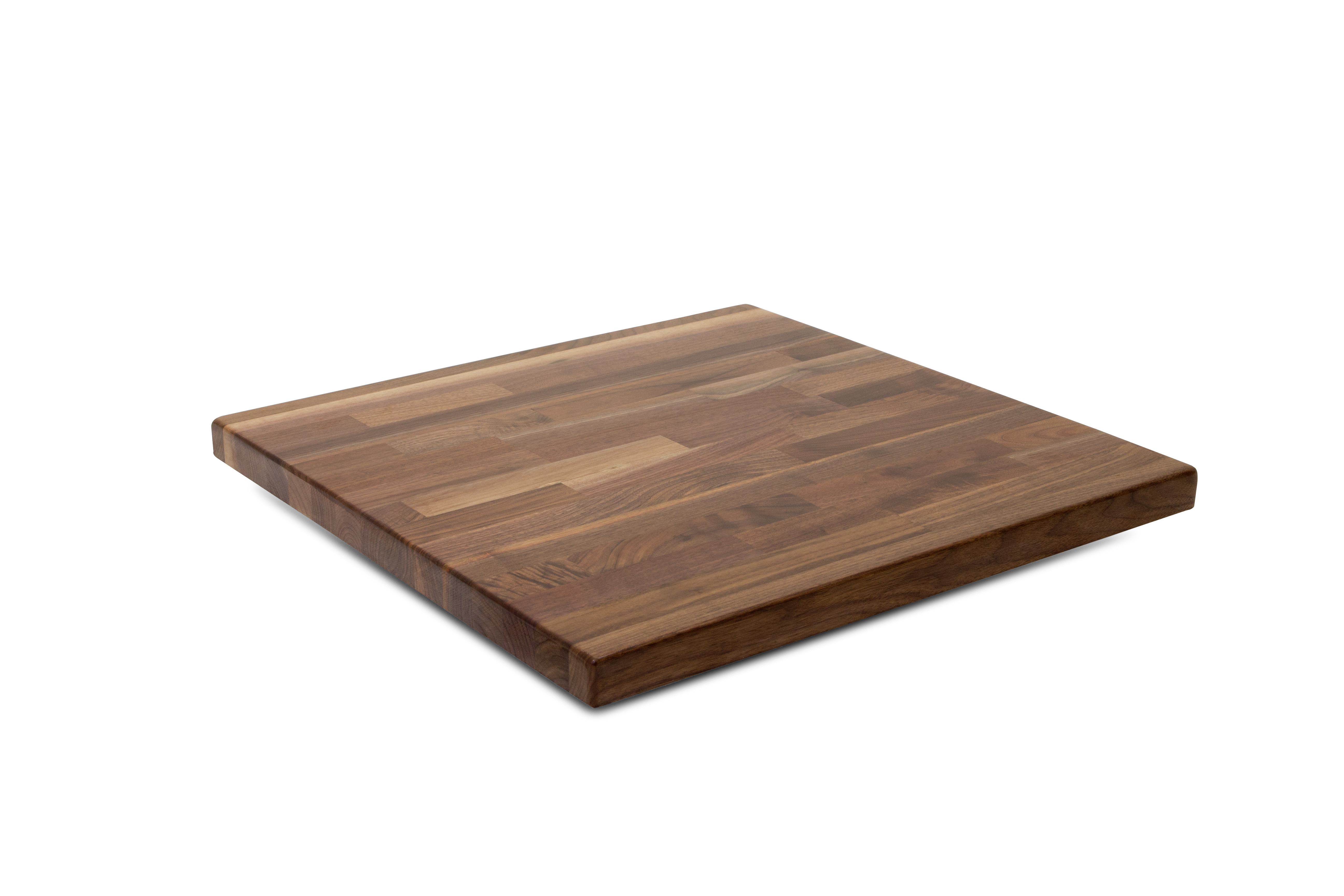 John Boos Walnut Blended Grain Butcher Block Table Top