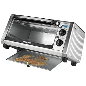 A.2 Black and Decker 4 slice toaster oven (varianta 2)
