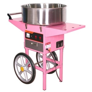 1.1 Electric Commercial Cotton Candy Machine