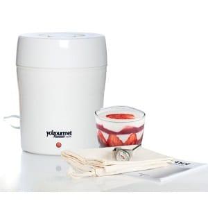 1.1 Yogourmet Electric Yogurt Maker