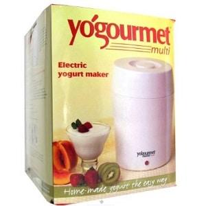 1.2 Yogourmet Electric Yogurt Maker