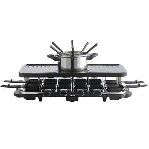 1.1 VonShef 12 Person Raclette