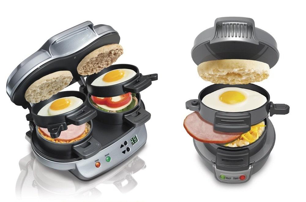 A. Egg sandwich maker