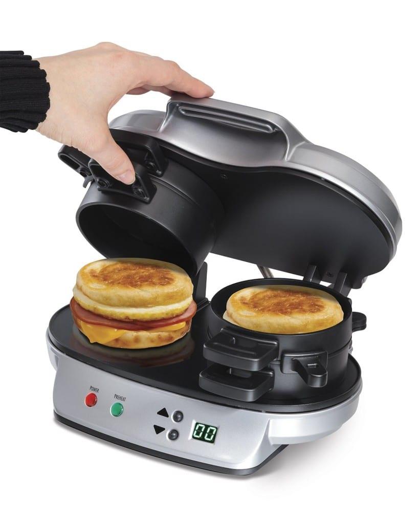 A. Breakfast sandwich maker