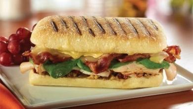 Panini Sandwich Recipes