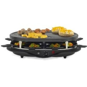 3.West Bend 6130 Raclette Party Grill
