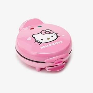 3.Hello Kitty 7 Electric Quesadilla Maker