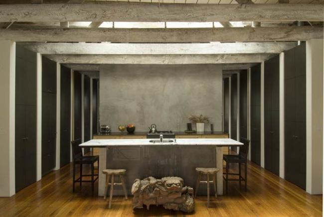 Stylish Office Kitchen by John Lum