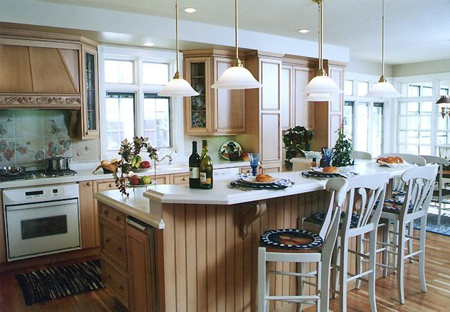 English Cottage-Style Kitchen