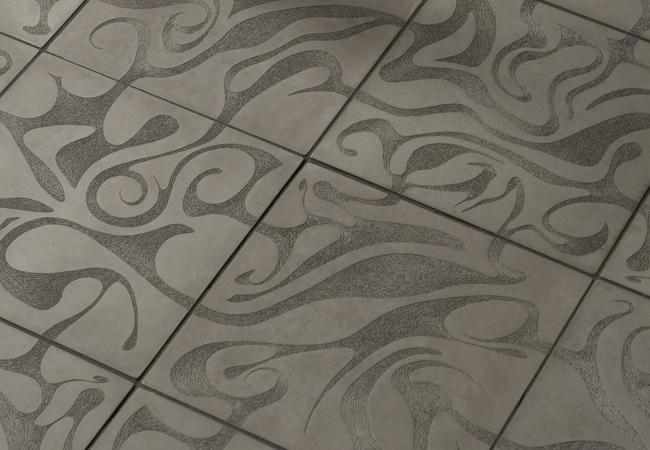 Go Green Style Ann Sacks Concrete Floors