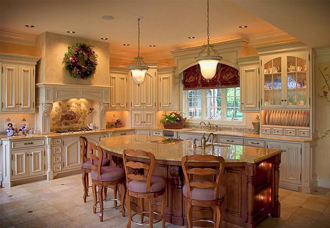 Kitchens Com Kitchen Styles Lifestyle Kitchens Big Family Kitchen