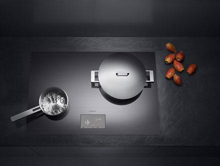Gaggenau induction cooktop