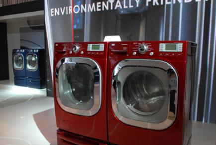 LG Steam Laundry Pair