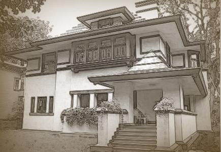 Praire Style House
