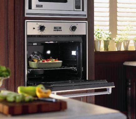 一条热炉的烤箱