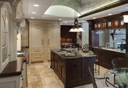 Kitchens Com Kitchen Styles Old World 17th Century Style Lives On