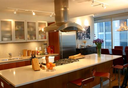 kitchens - lighting - kitchen lighting basics - understand the