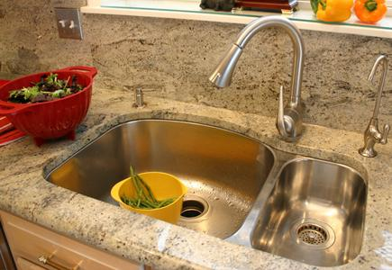 Kitchens.com - Sinks & Faucets - Faucet Finishes - Explore ...