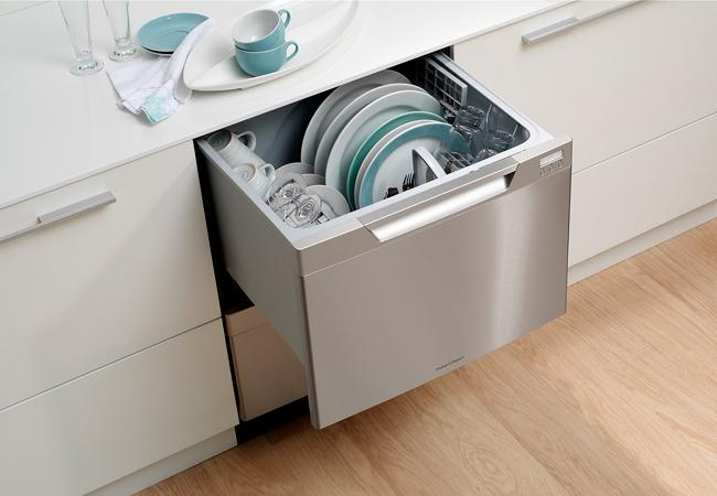 ProFeatures PersonalStyle Fisher Paykel Tall DishDrawer