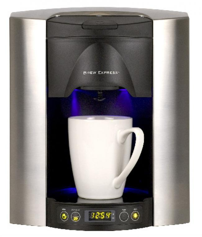 Brew Express coffee maker