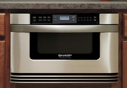 Sharp-24-inch-microwave-drawer