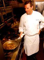 Chef Forrest Parker