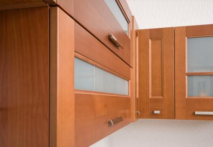 Frameless Cabinetry
