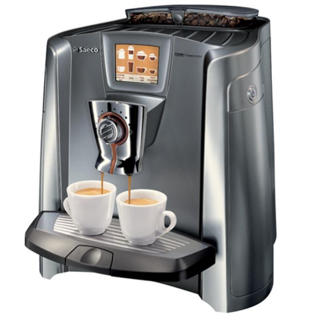 Saeco Primea espresso machine