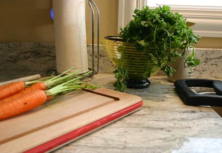 Countertop-with-cutting-board