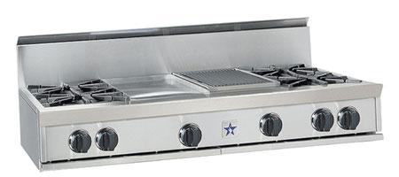 Five Star 48 inch Rangetop with Grill
