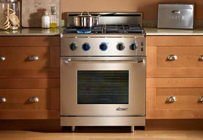 Range Ideas For Every Kitchen Types of Heat Gas Ranges