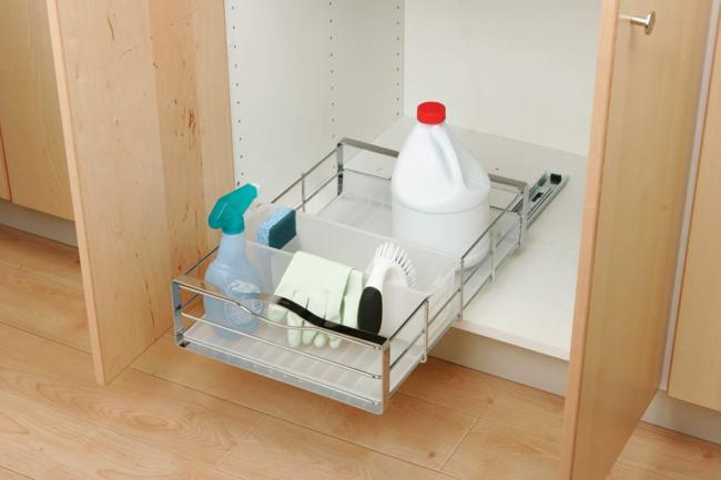 simplehuman cabinet organizing drawer