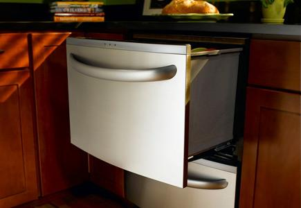 Dishwashers-type-drawer-Elite- Double-Drawer-Dishwasher