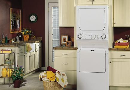 Kitchens Com Washers Dryers Washer Dryer Combos A Space